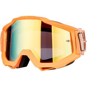 100% Accuri Anti Fog Mirror Goggles luminari